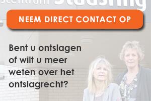Ontslagrecht advocaat Amersfoort