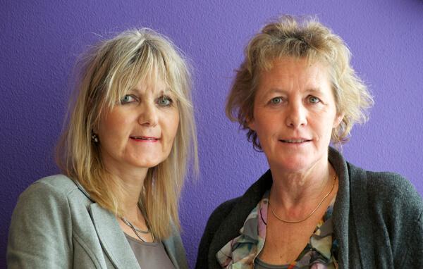 Ellen en Jeannet